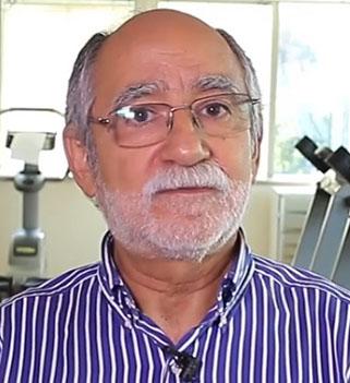 Kinesiólogo Ricardo Urrutia
